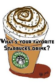 Whats Your Favorite Starbucks Drink