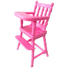 NK 1 Pcs Mini Doll Furniture Dinner Room Kindergarten High Chair For ... Wooden Baby Doll High Chair Toy For Dolls Ojcommerce Adora Pink Feeding 205 Inches Krabatse High Chair Snuggles S Feadora Tiny Harlow August Lane Jonti Craft Traditional Timorous Beasties Antique German Wood Play Table Late 19th Ct Eddy Olivias Little World Princess Amazoncom Butterfly Closet Fniture Fits Modern By Hipkids Hip Kids Twins Highchair Twin Dinner Time Nenuco
