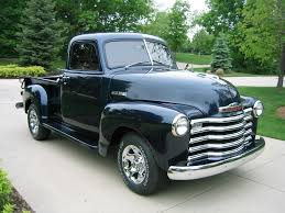 1951 Chevrolet 1500 Pick Up |