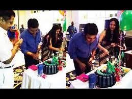 Surya 40th Birthday Celebration
