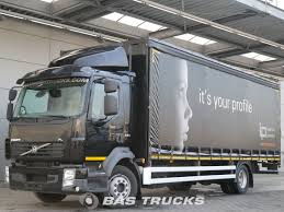 100 240 Truck Volvo FL Euro Norm 5 25400 BAS S