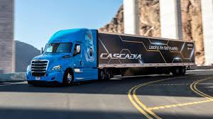 100 Freightliner Select Trucks Introduces Advanced Driving Aids For Big Rigs At CES