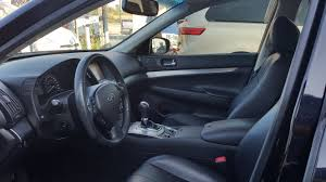 Infiniti G37 Floor Mats by 2013 Infiniti G37 Sedan Luxury Awd Accident Free Peel Car Sales