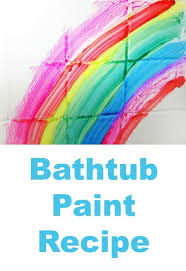 Crayola Bathtub Crayons Ingredients by A Bathtub Paint Recipe