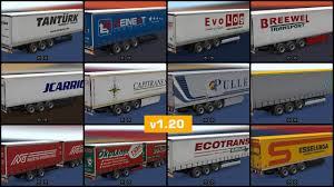 Trailer Pack V1.20 By SiSL For ETS2 (1.30.x) | ETS2 Mods | Euro ... Model Trucks Diecast Tufftrucks Australia Diecast Trucks Hgv Heatons Truck Trailer Parts Model World Tekno Eddie Stobart Ltd Youtube And Trailers Shipping Containers Buses 187 Ho Scale Junk Mail Jumbo Holland Bouwers Dennis Kliffen Betty Dekker Ron Meijs Kenworth T909 Prime Mover Drake 2x8 Dolly 4x8 Swing Black Vehicles For Railways Specialist Tractor Trailersdhs Colctables Inc From To A Finished