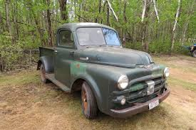 1951 FARGO 1/2 TON TRUCK