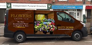 Flowers Unlimited Customer Brighton UK