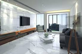 Porcelain Tile Living Room White Floor Tiles For Beautiful Marble