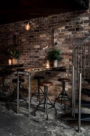 Having A Newyorkese Loft Design With The Industrial Footprint Evidence Donnys Bar Was Designed By Australian Studio Luchetti Krelle