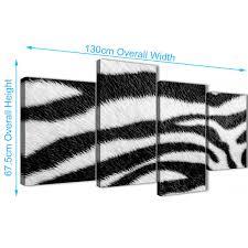Zebra Silver CR442 Wallpaper SelfAdhesive Wallpaper