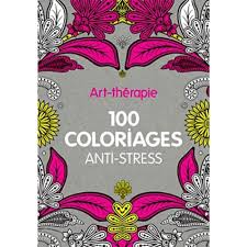 Cahier Coloriage Anti Stress Livre Adulte A4 F 322