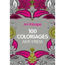 Cahier Coloriage Anti Stress Livre Adulte A4 F 322