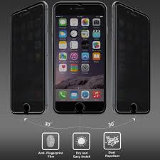 Amzer Kristal™ Privacy Tempered Glass HD Screen Protector