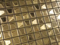 Metallic Tile Effect Wallpaper by Dune U2013 Limelight Metallic Tile Part Of The Tile Of Spain Quick