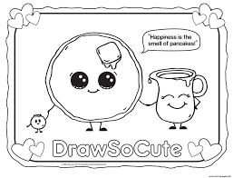 Draw Coloring Pages So Cute