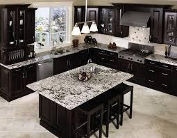 Kitchen Ideas White Cabinets Black Appliances
