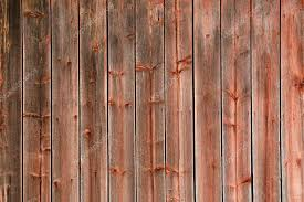 Red Rustic Weathered Barn Wood Board Background Stock Photo