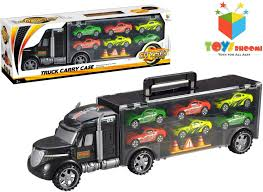 Toys Bhoomi Truck Carry Case City Set Cars - Truck Carry Case City ... Toy Cars For Kids Semi Truck Car Hauler Set Monster Farm Toys For Fun A Dealer China Heavy Toy Truck Whosale Aliba 2016 Ford F750 Tonka Dump Brings Popular To Life Amazoncom Daron Ups Die Cast Tractor With 2 Trailers Games Wyatts Custom R Us Semitrailer By Thomasanime On Deviantart 64 Ln Red Black Fenders Top Shelf Replicas Diecast Winross Wner Semi Truck Trailer Toy Haiti 2012 End Dump 164 Semis Pinterest Rigs And Huge Vintage Nylint Metal Trailer 28 Long X 575 Tiny Tonka Low Boy Bulldozer Profit