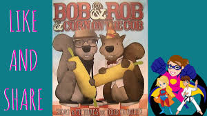 Spookley The Square Pumpkin Book Cover by Bob U0026 Rob U0026 Corn On The Cob Book Reading Youtube