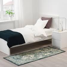 vonsbäk teppich kurzflor grün hier kaufen ikea österreich