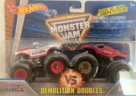 Amazon.com : Captain America Vs Iron Man Monster Jam Monster Trucks ... Hot Wheels Monster Jam Demolition Doubles 2pack Styles May Vary Gta 5 Epic Truck Mountain Mayhem King Of The Hill Image Teighttnethecalifornianbossmonstertruckjumps Crash Stock Photos Images Amazoncom Captain America Vs Iron Man Trucks Destruction Tour X 2016 Trenton Nj 2 Trucks Demolition In Roznov Pod Radhostem Czech Republic Unity Connect Derby Free Download Android Version Bangshiftcom Welcome To Outlaw Promotions Your Source Derbies And