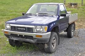 Great 1989 Toyota Pickup 1989 Toyota Pickup Custom Flat Bed –Read ... 1990 Toyota Pickup Dlx 4wd Deutuapalmundo 1989 Single Cab Pickup For Sale Is There A New Hilux Coming In Stolen Truck Found In Woods Off Mountain Loop Highway Heraldnetcom Lost Rebels 4x4 Youtube 891995 Red Clear Led Brake Tail Lights 1991 The Next Big Thing Collector Vehicles Trucks 8995 Bulge Duraflex Body Kit Front Fenders 108878 198995 Truck Xtracab 4wd 198895 Dx For Stkr5703 Augator Sacramento Ca West Tn Survivor Clean Low Miles California Info Overview Cargurus Bushwacker Extafender Flares