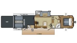 Jayco 2014 Fifth Wheel Floor Plans by Jayco Talon 393t 5th Wheel Toy Hauler Floor Plan