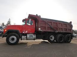 100 12 Yard Dump Truck 1999 Mack RD688S For Sale 744364 Miles Phillipston