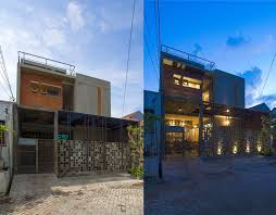 100 House Architect Design Bioclimatic Boarding House Keeps Naturally Cool In Tropical