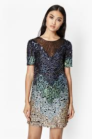 womens sequin party dress frenchconnection