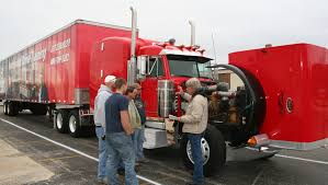 100 Cdl Test Truck CBI Commercial Driver Training Lake Land College