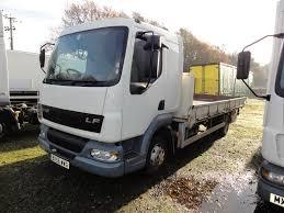 100 Truck Sleeper Cab 2006 DAF TRUCKS FA LF45150 Dropsider Malcolm