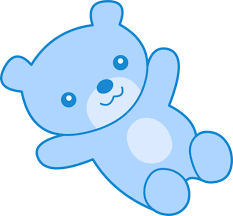 Blur Clipart Baby Bear 2