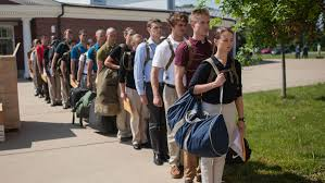 Marine ficer Candidates School & Training Programs