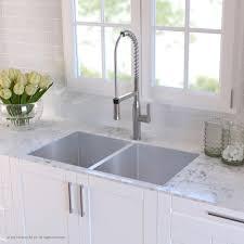 19 X 33 Drop In Kitchen Sink by Stainless Steel Kitchen Sinks Kraususa Com
