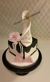 Cake Decoration Ideas With Gems by Best 25 High Heel Cakes Ideas On Pinterest Cupcake Shoes High