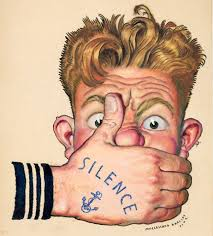 Even Official US Navy Posters Incorporated The Ubiquitous Nautical Tattoos Like This Image From