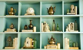 Vintage Books For Decoration by The Styled Life March 2011