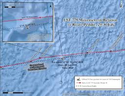 Uss America Sinking Location by New Lead Uncovered In Search For Uss Indianapolis