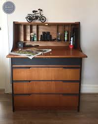 vintage bureau bureau second household furniture buy and sell in the uk