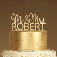 Rustic Initial Cake Toppers Topper Wood Monogram And S Wedding Cakes At Walmart For Best