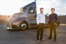 100 Ups Truck Routes WouldBe Tesla Semi Rival Thor Gets Rolling With Electric UPS S