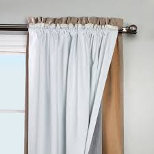 Insulated Window Curtain Liner by Product