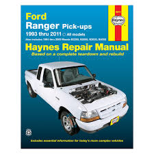 Haynes Manuals® - Mazda B-Series 1994 Repair Manual
