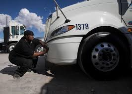 100 Las Vegas Truck Driving School Driver Shortage Eating Into Valley Company Profits