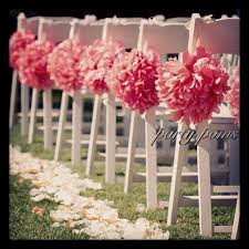 37 best Pom poms wedding images on Pinterest