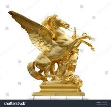 Josip On Deck Twitter by Golden Horse Statue On Paris Bridge Stock Photo 39266143