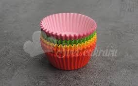 Cukrarske Kosicky Pecne Na Muffinky A Cupcake Barevne 50x27 Mm