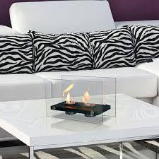 cheminée bio éthanol de table ultra design prix