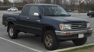 100 Older Toyota Trucks For Sale T100 Wikipedia